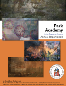 2020 Park Academy Annual Report